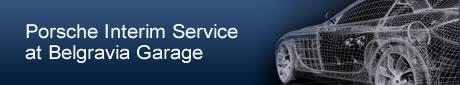 porsche interim service